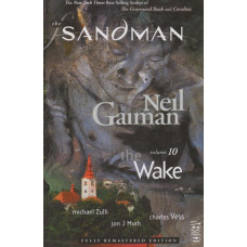 Sandman Vol 10 Wake (New Edition) (TP)