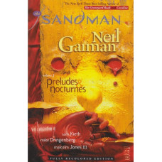 Sandman Vol 01 Preludes & Nocturnes (New Edition) (TP)
