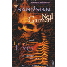 Sandman Vol 07 Brief Lives (New Edition) (TP)
