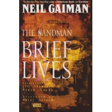Sandman Vol 07 Brief Lives (TP)