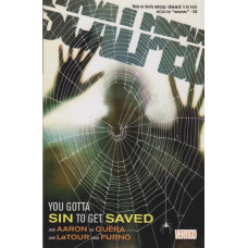 Scalped Vol 08 You Gotta Sin To Get Saved (TP)