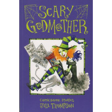 Scary Godmother Comic Book Stories (TP)