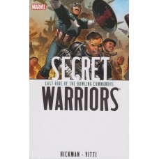 Secret Warriors Vol 04 Last Ride Of The Howling Commandos (TP)