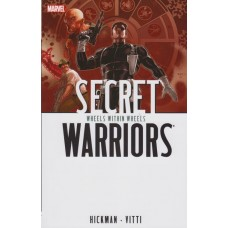 Secret Warriors Vol 06 Wheels Within Wheels (TP)