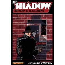 Shadow Blood And Judgment (TP)