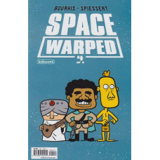 Space Warped #04 (tidning)