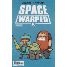 Space Warped #06 (tidning)