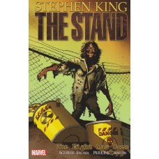Stephen King The Stand - Night Has Come (TP)