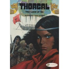 Thorgal Vol 05 Land Of Qa (TP)