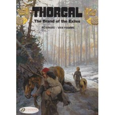 Thorgal Vol 12 Brand Of The Exiles (TP)