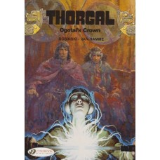 Thorgal Vol 13 Ogotai's Crown (TP)