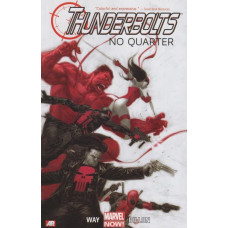 Thunderbolts Vol 01 No Quarter (TP)