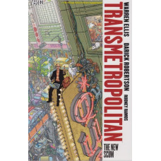 Transmetropolitan Vol 04 New Scum (TP)