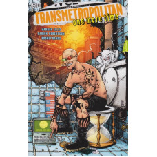 Transmetropolitan Vol 10 One More Time (TP)