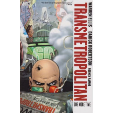Transmetropolitan Vol 10 One More Time (New Edition) (TP)