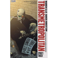 Transmetropolitan Vol 07 Spider's Thrash (New Edition) (TP)
