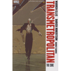 Transmetropolitan Vol 09 Cure (New Edition) (TP)