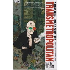 Transmetropolitan Vol 01 Back On The Street (TP)