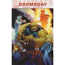 Ultimate Comics Doomsday (TP)