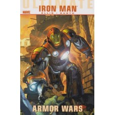 Ultimate Comics Iron Man Armor Wars (TP)