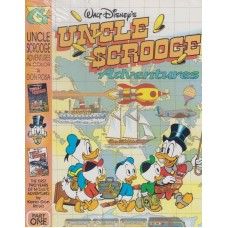 Uncle Scrooge Adventures By Don Rosa Vol 01