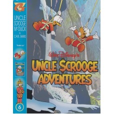 Uncle Scrooge Adventures Vol 06 Tralla La (inkl. samlarkort)