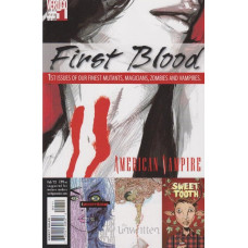 Vertigo First Blood #1 (Tidning)