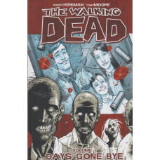 Walking Dead Vol 01 Days gone by  (TP)