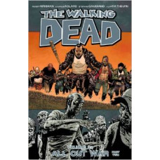Walking Dead Vol 21 All Out War Part 2 (TP)