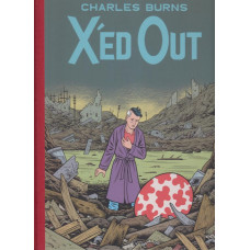 Charles Burns X'ed Out Book 1 Of 3 (HC)