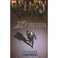 X-Factor Vol 12 Scar Tissue (TP)
