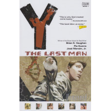Y The Last Man Vol 01 Unmanned (TP)