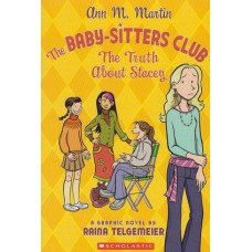 Baby-Sitters Club Vol 2 The Truth About Stacey (TP)