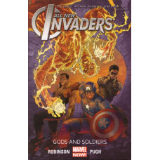 All New Invaders Vol 01 Gods And Soldiers (TP)