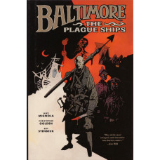 Baltimore Vol 01 Plague Ships (HC)