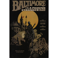 Baltimore Vol 03 A Passing Strenger And Other Stories (HC)