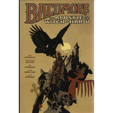 Baltimore Vol 05 Apostle And The Witch Of Harju (HC)