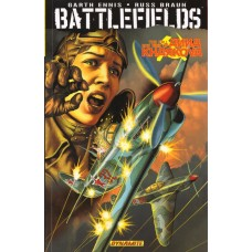 Garth Ennis - Battlefields Vol 08 Fall And Rise Of Anna Kharkova (TP)