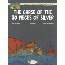 Adventures Of Blake & Mortimer Vol 13 The Curse of the 30 Pieces of Silver Part 1 (TP)