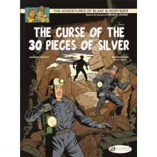 Adventures Of Blake & Mortimer Vol 14 The Curse of the 30 Pieces of Silver Part 2 (TP)
