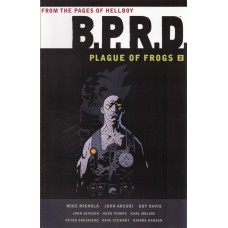 B.P.R.D. Plague Of Frogs Vol 02 (TP)