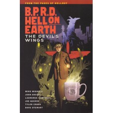 B.P.R.D. Hell On Earth Vol 10 Devil´s Wings (TP)