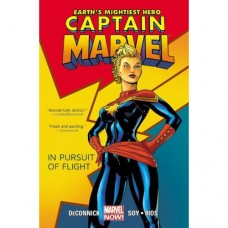 Captain Marvel Vol 01 In Pursuit Of Flight (TP)
