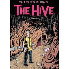 Charles Burns The Hive Book 2 Of 3 (HC)