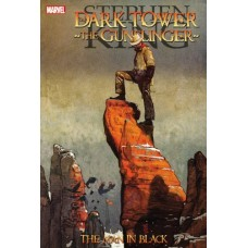 Stephen Kings Dark Tower Gunslinger Man In Black (HC)