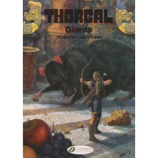 Thorgal Vol 14 Giants (TP)