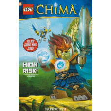 LEGO Legends Of Chima 01 High Risk! (TP)