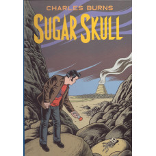 Charles Burns Sugar Skull Book 3 Of 3 (HC)