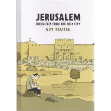 Jerusalem Chronicles From The Holy City (HC) (UK)