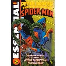 Essential Peter Parker Spectacular Spider-Man Vol 02 (TP)